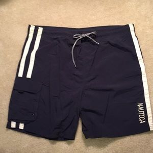 Navy Nautica swimsuit